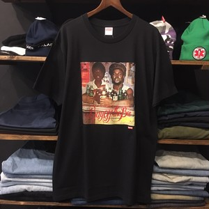 【SUPREME】 -シュプリーム-SS17 LIMONIOUS BUY OFF THE BAR TEE BLACK