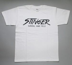 STINGER ロゴTシャツ