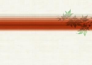 友禅シート G-23 野ぶどうペア赤