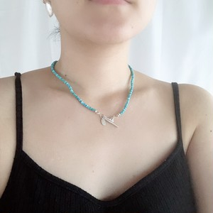 unity turquoise necklace/ターコイズネックレス