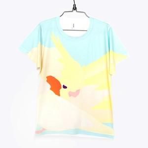 もふもふオカメインコ Tシャツ