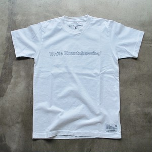 "White Mountaineering PRINTED T-SHIRT ""White Mountaineering"""
