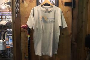 USED  USA製 プライリーマウンテンヨセミテ  Tシャツ L  100%コットン 90s