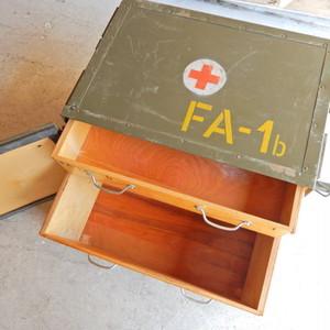 チェコ軍 メディカルボックス FA-1