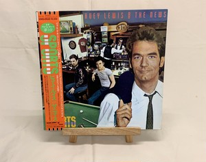 SPORTS HUEY LEWIS AND THE NEWS