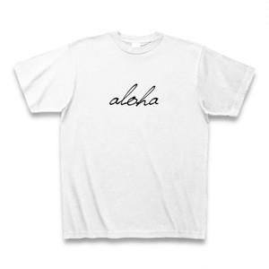 T-Lab aloha クールネック(丸首)Tシャツ