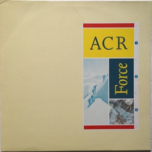 【LP・英盤】A Certain Ratio  / FORCE