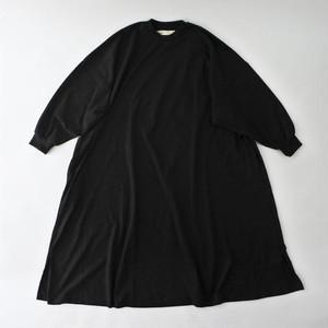 HARVESTY / FAT SLEEVES DRESS(ファットスリーブワンピース) A52002