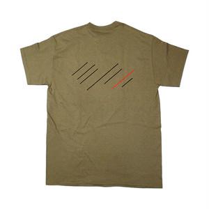 scar /////// BLOOD TEE (Prairie Dust)
