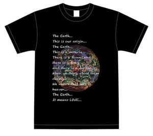 Humming Earth Tシャツ 〜Earth〜