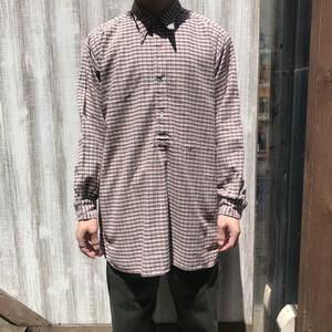 グランパシャツ Grandfather shirt