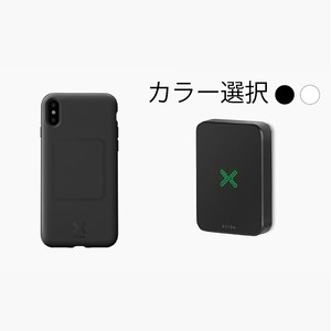 iPhone X 用 ホームセット