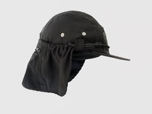 ハコフグ 5panel CAP /2020ss22.   color / BLACK