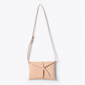 ori shoulder bag S#beige / 折りショルダーバッグS #ベージュ