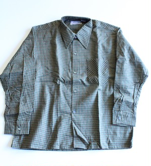 Dead Stock Print flannel shirts