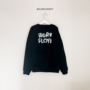 KIDS SWEAT 【work floyd】
