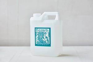 【4L】for earth ーアルカリ性業務用合成洗剤ー