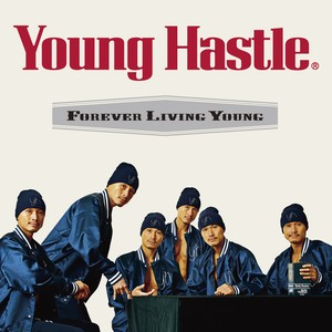 Young Hastle / Forever Living Young (CD)  特典ステッカー付き