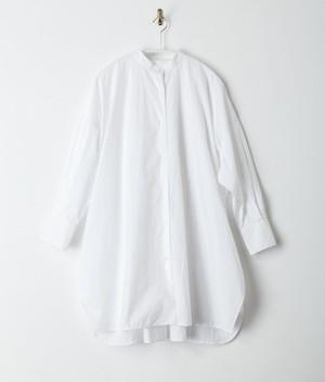 【SETTO】CRUISER SHIRT  (WHT) セット シャツ