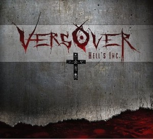 VERSOVER 『Hell's Inc.』 日本盤仕様