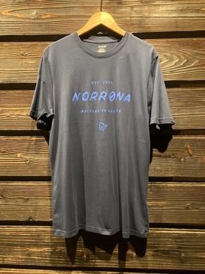 Norrona  /29 cotton legacy T-Shirt  I.Night  Mサイズ