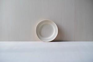 ラウンドリムプレート / S / oatmeal