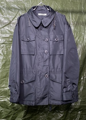 SS2011 JIL SANDER BY RAF SIMONS MILITARY JACKET