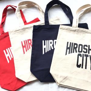 広島 HIROSHIMA CITY トートバッグ hctote
