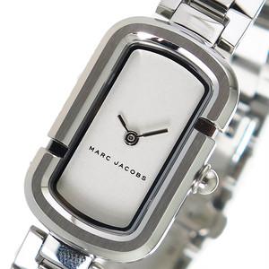 マークジェイコブス MARC JACOBS クオーツ レディース 腕時計 MJ3503 シルバー シルバー
