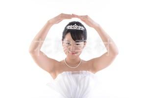 【0196】ポーズを取る花嫁