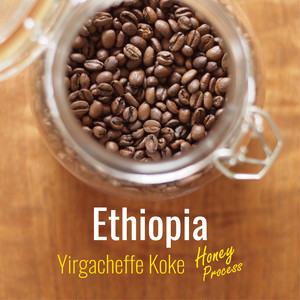 ETHIOPIA Yirgacheffe Koke Honey 100g