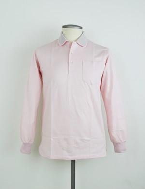 LeCENT【日本製】 メンズ 長袖ポロシャツ 39271 (M~Lサイズ)