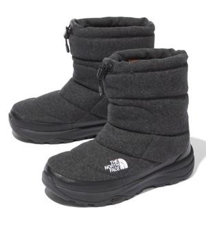【ウィメンズ】Nuptse Bootie wool V