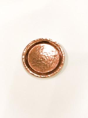 銅プレート トレイ インド ディスプレイ