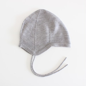 FUB Baby hat  light grey