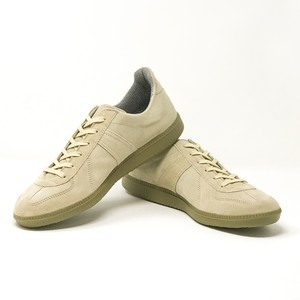 【限定商品】GERMAN TRAINER ALL SUEDE <BEIGE>