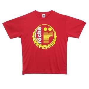 R8TU1TR クラウンTシャツ レッド