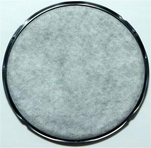 PM2.5・花粉フィルター 6枚セット・丸型【ダクトレス熱交換換気「せせらぎ®」専用】(製造年月日2019年5月以降のせせらぎ対応)