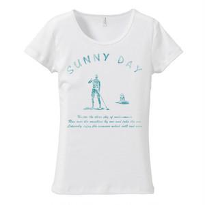 [レディースTシャツ] SUNNY DAY