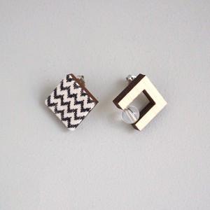 pierced earrings B-P13/earrings B-E13