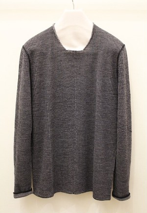 hannes roether Crew Neck Knit