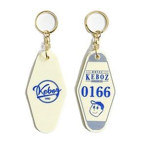 HOTEL KEBOZ KEY TAG【IVORY】