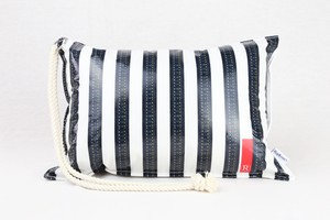Pillow Bag (plumpillow purse)【Denim】まくら×ポーチ アウトドア