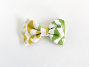 注染め蝶ネクタイ「Musubi-Tie-Pin」01