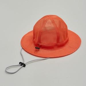 MOUNTEN. mesh adventure hat (orange)[21S-MA20-0949] MOUNTEN.※1点までメール便OK