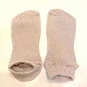 Japanese WASHI Paper Socks Gray