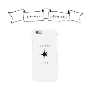 SHINING STAR iPhone case
