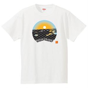 BIGサイズ あっぱれ!Tシャツ ハツヒヨコヤマ