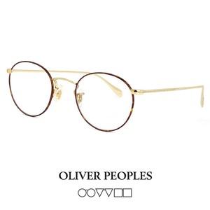 オリバーピープルズ メガネ ov1186 5295 OLIVER PEOPLES COLERIDGE コールリッジ ボストン ラウンドメタル 丸眼鏡
