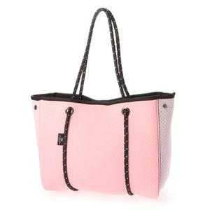 ミニバッグ A4収納マグネット ピンク